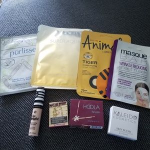 Other - Face Masks and face samples